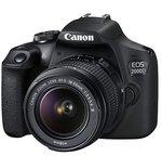 Canon EOS 2000D Rebel T7 w/gear