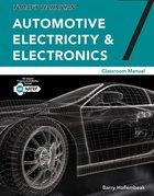 AUTOMOTIVE ELECTRICITY ETC. (CLASSROOM MANUAL) (P)
