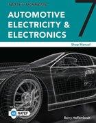 AUTOMOTIVE ELECTRICITY & ELECTRONICS (PT SHOP MANUAL)